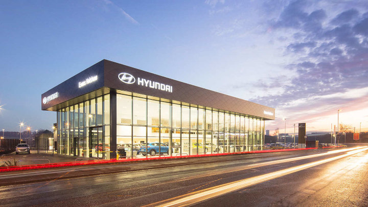 Evans Halshaw Hyundai Leeds