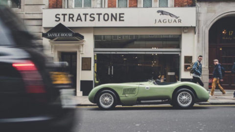 Stratstone Jaguar Mayfair