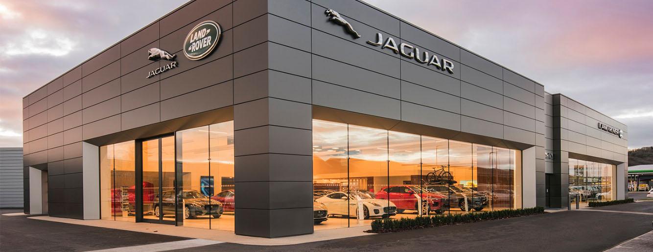 Stratstone JLR Dealership