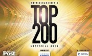 Top 200 Nottinghamshire Companies logo.