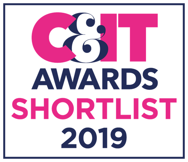 C and IT Awards logo.