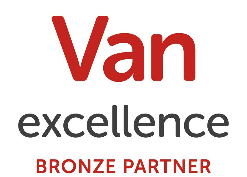 Van Excellence Bronze Partner.