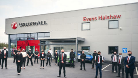 Evans Halshaw Vauxhall Wolverhampton Associates