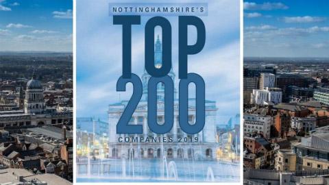 Top 200 Notts Companies