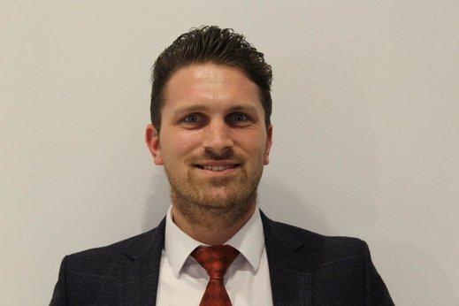 Ben Dealer Principal Evans Halshaw Vauxhall St Albans