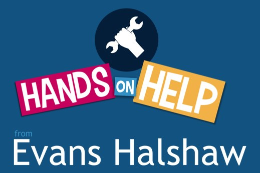 Hands on Help from Evans Halshaw