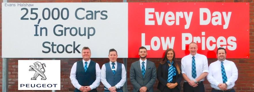 Peugeot Wakefield employees.