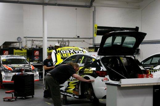 Technicians Experience Vauxhall BTTC
