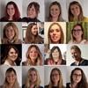 Women from Pendragon PLC Headquarters.