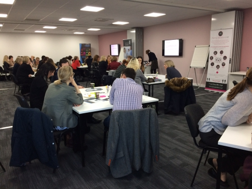 Mental Health at the Mansfield Training Academy.