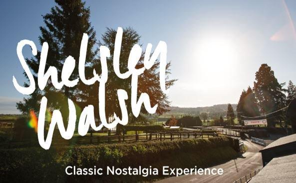 Shelsley Walsh Classic Nostalgia Experience.
